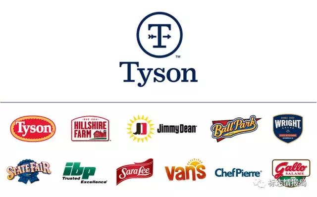 泰森食品旗下品牌