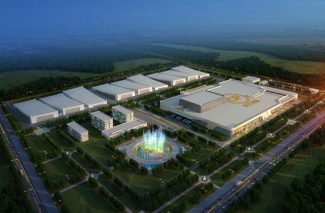 投资103亿!正大在中国建第二条1亿只肉鸡全产业链项目