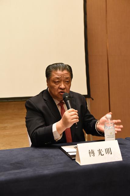 傅光明董事长再次当选白羽肉鸡联盟主席